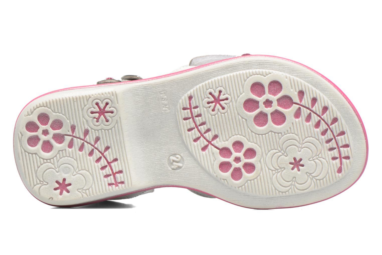 Sandales et nu-pieds Catimini Cicadelle Blanc vue haut