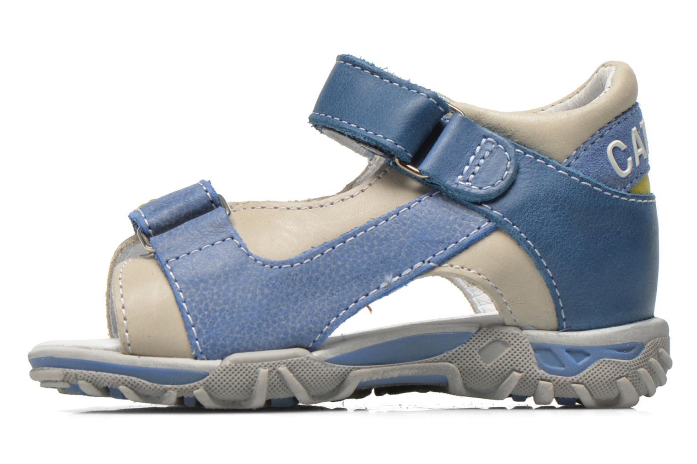 Sandales et nu-pieds Catimini Capucin Bleu vue face