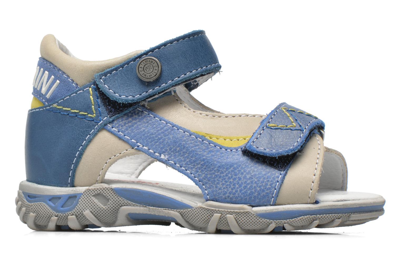 Sandales et nu-pieds Catimini Capucin Bleu vue derrière