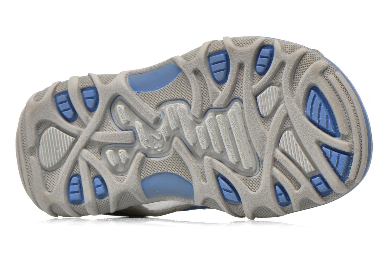 Sandales et nu-pieds Catimini Capucin Bleu vue haut
