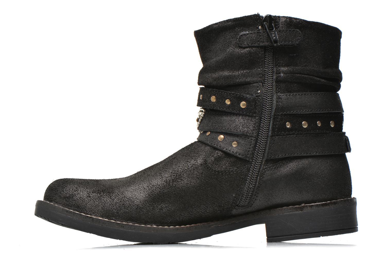 Bottines et boots Bopy Hajer SK8 Noir vue face