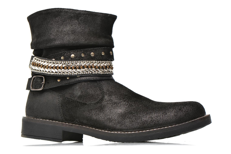 Bottines et boots Bopy Hajer SK8 Noir vue derrière