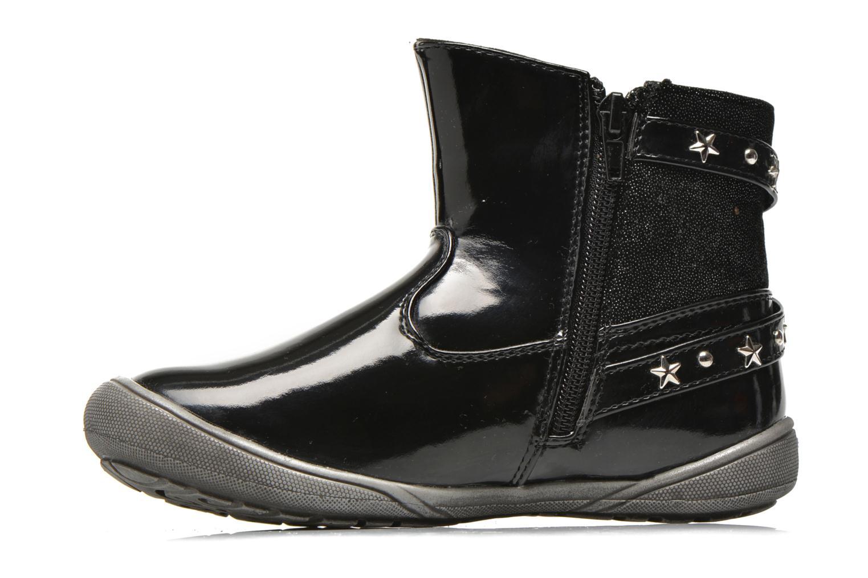 Bottines et boots Bopy Nacaki Kouki Noir vue face