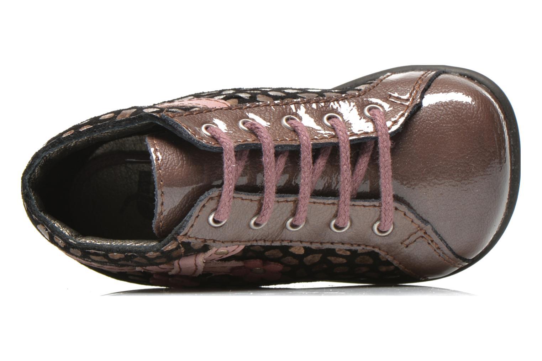 Bottines et boots Bopy Zeaba Rose vue gauche