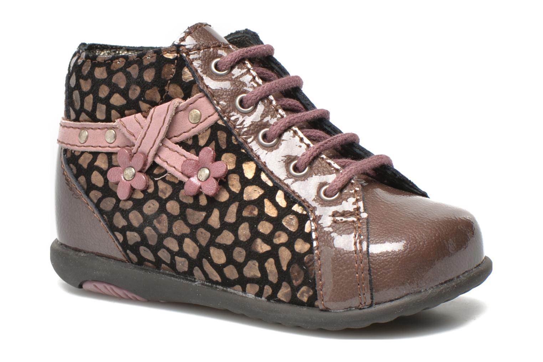 Bottines et boots Bopy Zeaba Rose vue détail/paire