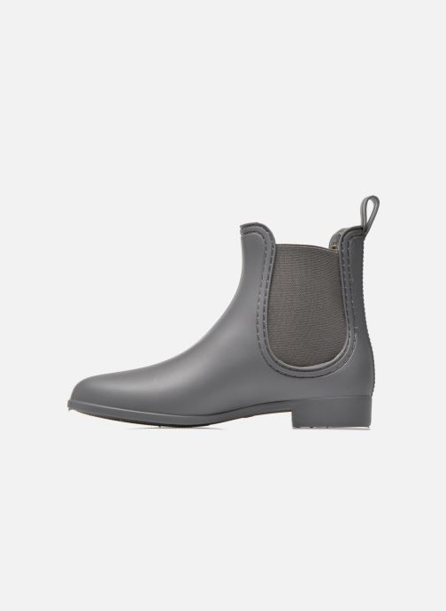 Bottines et boots Be Only Angy Mat Gris vue face