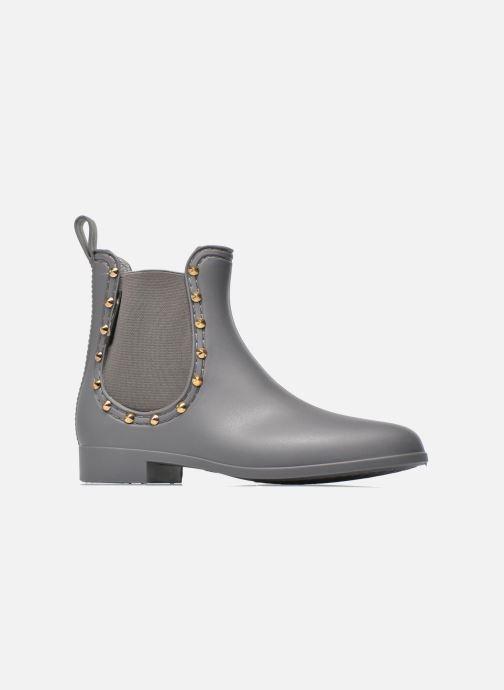 Bottines et boots Be Only Angy Mat Gris vue derrière