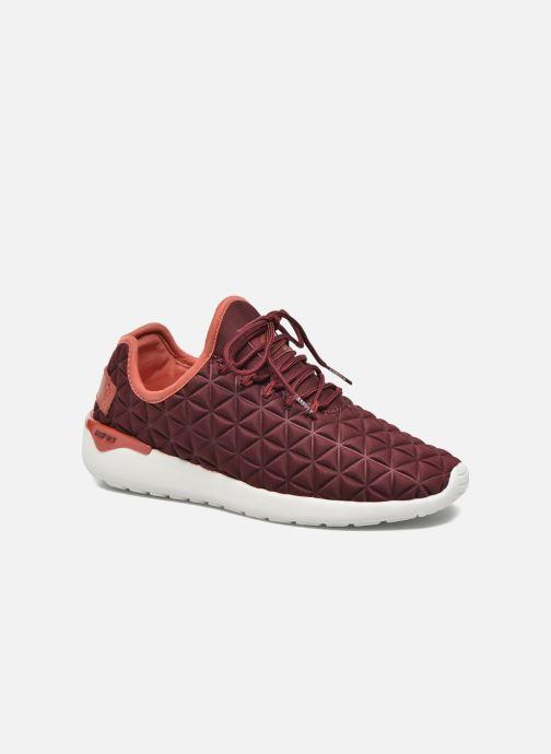 Baskets Asfvlt Speed Socks W Bordeaux vue détail/paire