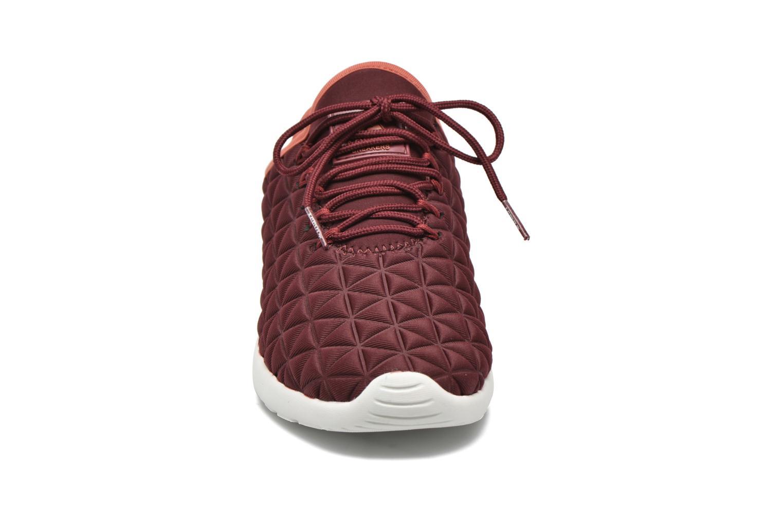 Trainers Asfvlt Speed Socks W Burgundy model view