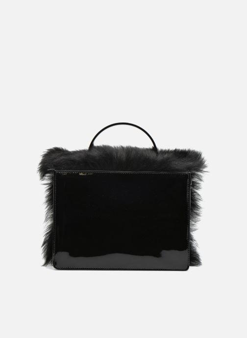 Handtaschen Vivienne Westwood NEW ELA Crossbody schwarz ansicht von vorne