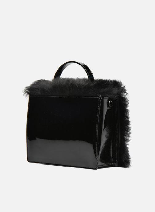 Handtaschen Vivienne Westwood NEW ELA Crossbody schwarz ansicht von rechts