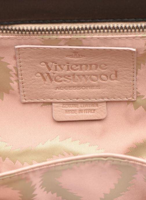 Handtaschen Vivienne Westwood NEW ELA Crossbody schwarz ansicht von hinten