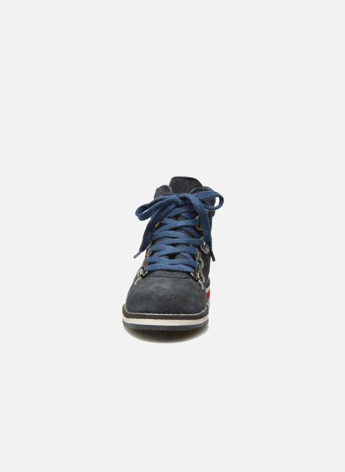 Botines  I Love Shoes KELLIF Azul vista del modelo