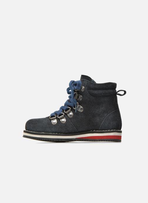 Botines  I Love Shoes KELLIF Azul vista de frente