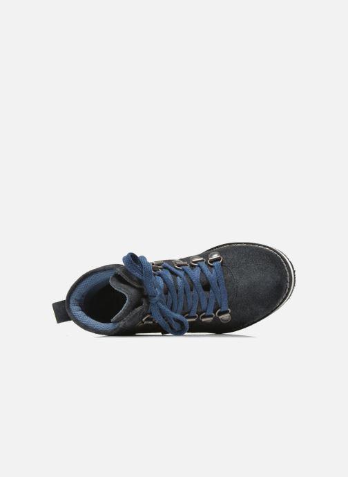 Botines  I Love Shoes KELLIF Azul vista lateral izquierda