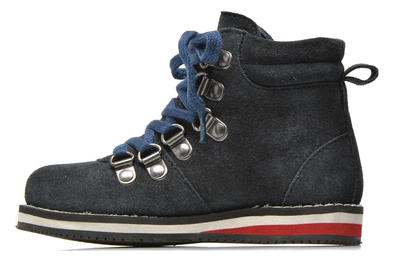 Boots I Love Shoes KELLIF Blå bild från framsidan