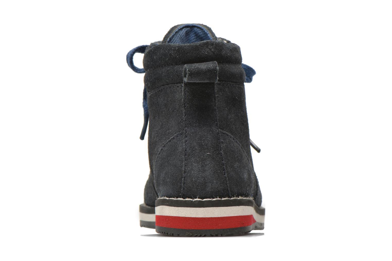 Boots I Love Shoes KELLIF Blå Bild från höger sidan