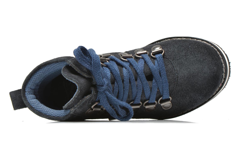 Boots I Love Shoes KELLIF Blå bild från vänster sidan
