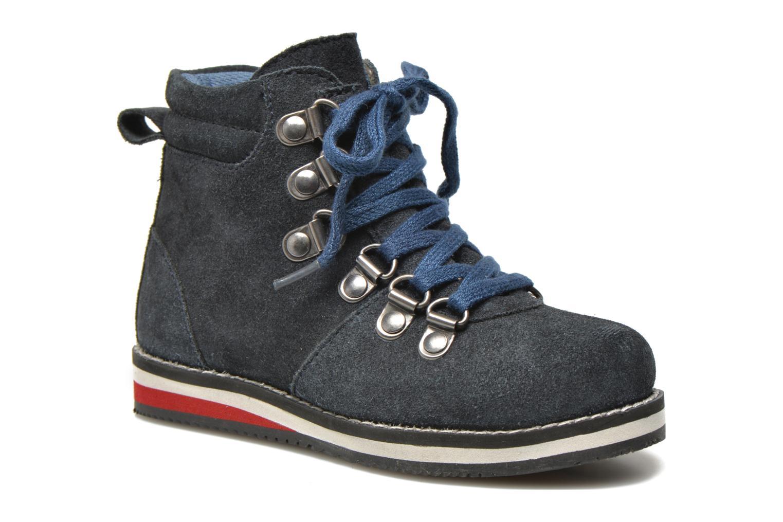 Boots I Love Shoes KELLIF Blå detaljerad bild på paret