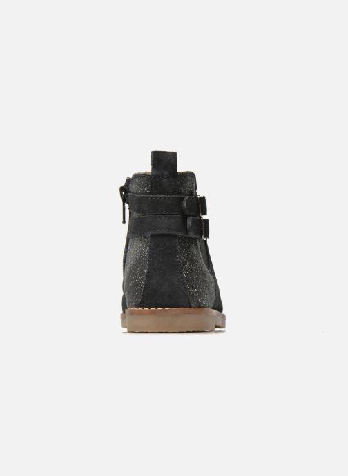 Bottines et boots I Love Shoes KELINE Leather Bleu vue droite
