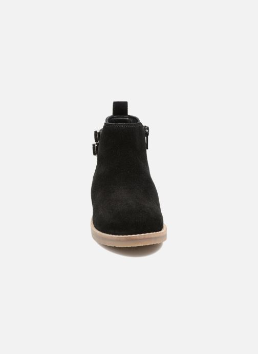 Ankle boots I Love Shoes KELINE Leather Black model view