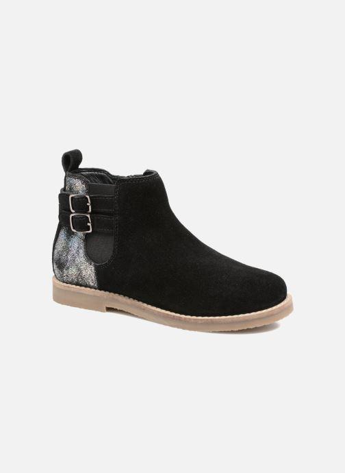 Bottines et boots I Love Shoes KELINE Leather Noir vue détail/paire