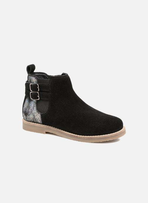 Ankle boots I Love Shoes KELINE Leather Black detailed view/ Pair view