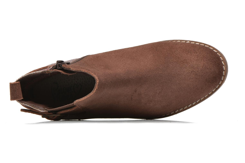 Bottines et boots I Love Shoes KELINE Leather Rose vue gauche