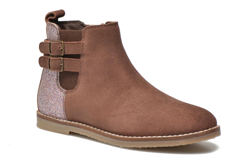 Bottines et boots I Love Shoes KELINE Leather Rose vue détail/paire