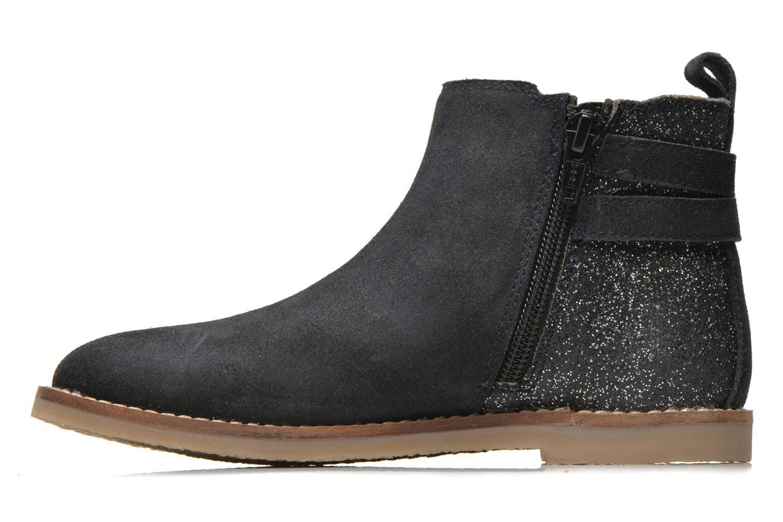 Bottines et boots I Love Shoes KELINE Leather Bleu vue face