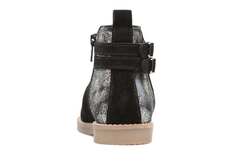 Bottines et boots I Love Shoes KELINE Leather Noir vue droite