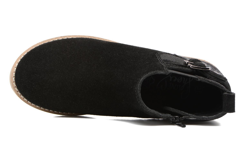 Bottines et boots I Love Shoes KELINE Leather Noir vue gauche