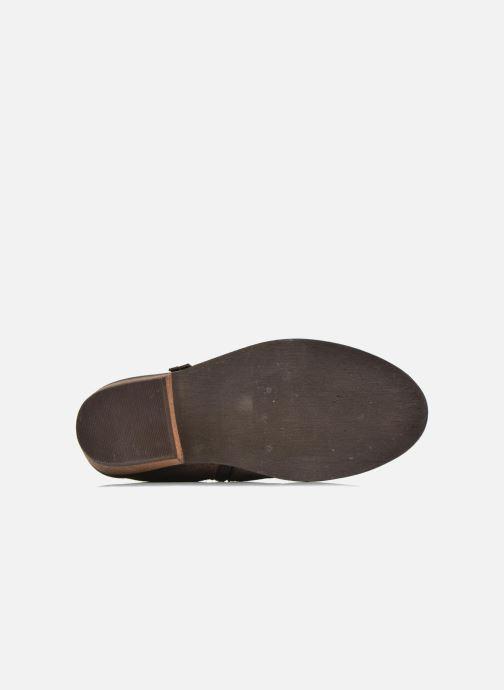 Botines  I Love Shoes KEPHYRS Leather Marrón vista de arriba