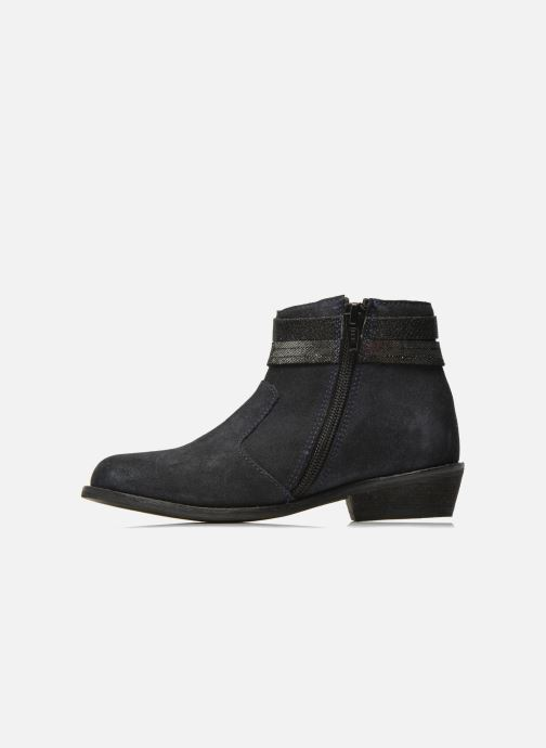 Botines  I Love Shoes KEPHYRS Leather Azul vista de frente