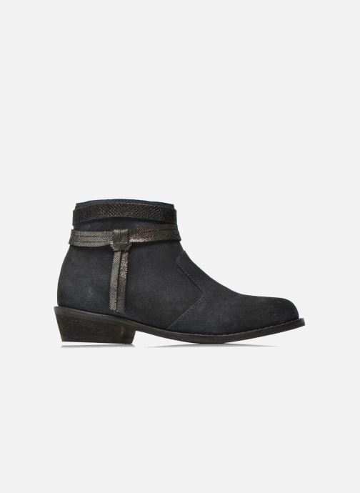 Botines  I Love Shoes KEPHYRS Leather Azul vistra trasera