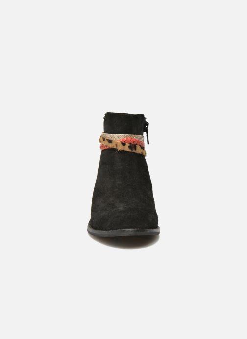 Botines  I Love Shoes KEPHYRA Negro vista del modelo