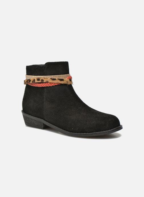 Botines  I Love Shoes KEPHYRA Negro vista de detalle / par