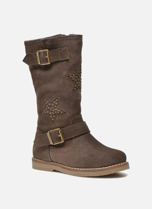 Botas I Love Shoes KEIRINS Marrón vista de detalle / par