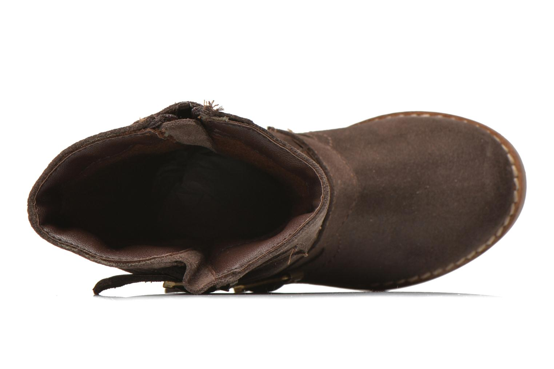 Bottes I Love Shoes KEIRINS Marron vue gauche