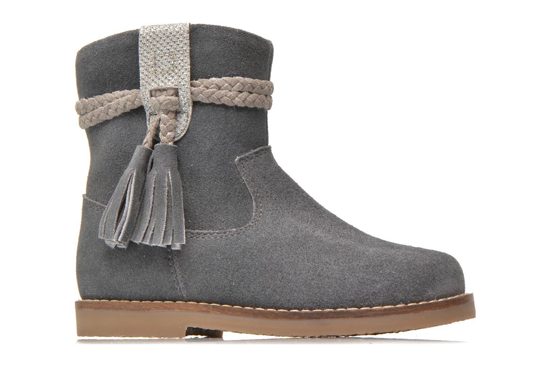 Boots I Love Shoes KERRIES Leather Grå bild från baksidan