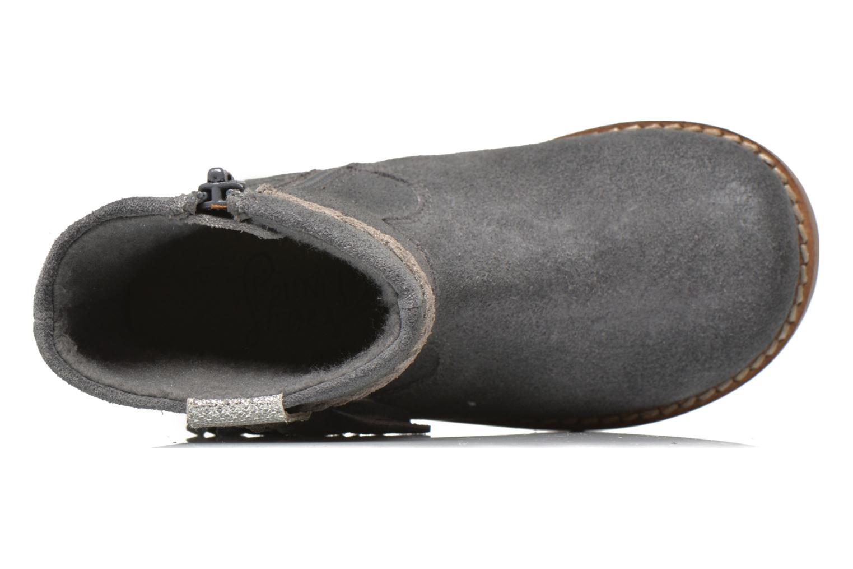 Boots I Love Shoes KERRIES Leather Grå bild från vänster sidan