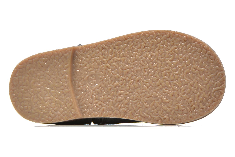 Stivaletti e tronchetti I Love Shoes KERRIES Leather Grigio immagine dall'alto