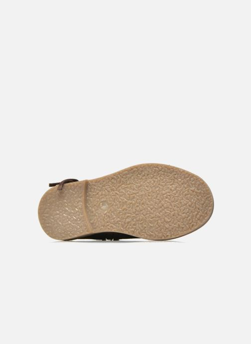 Botines  I Love Shoes KERABAU Leather Marrón vista de arriba