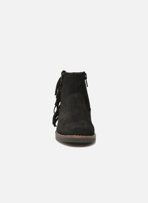 Botines  I Love Shoes KERABAU Leather Negro vista del modelo