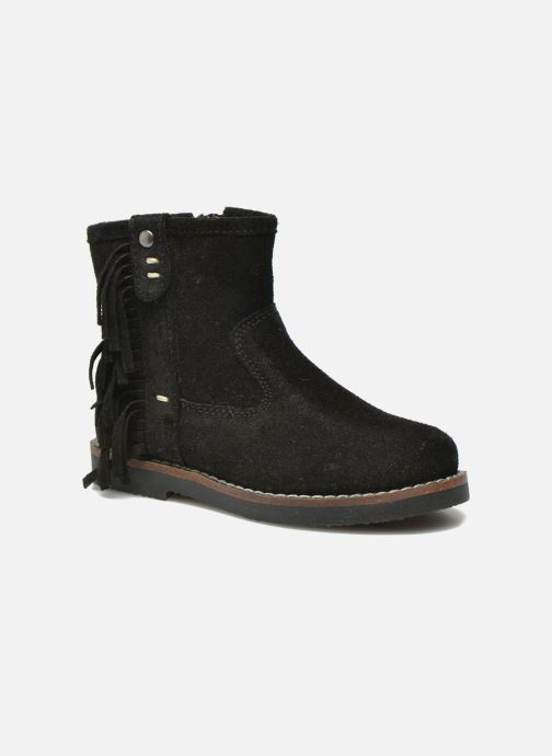 Botines  I Love Shoes KERABAU Leather Negro vista de detalle / par