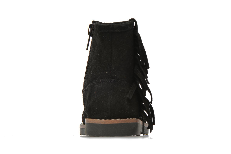 Bottines et boots I Love Shoes KERABAU Leather Noir vue droite