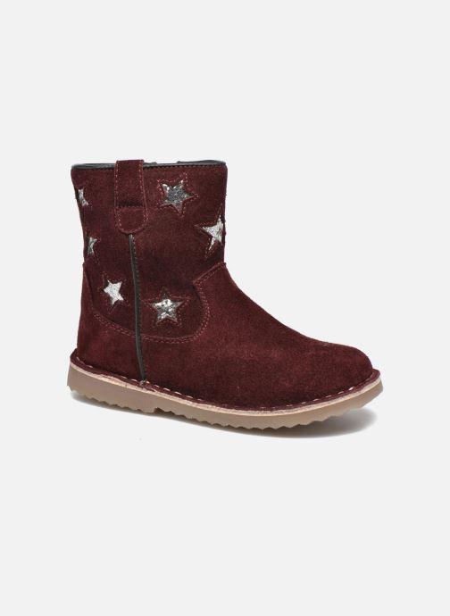 Botines  I Love Shoes KETMIES Leather Vino vista de detalle / par
