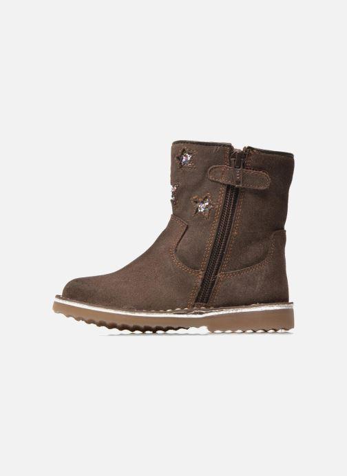 Botines  I Love Shoes KETMIES Leather Marrón vista de frente