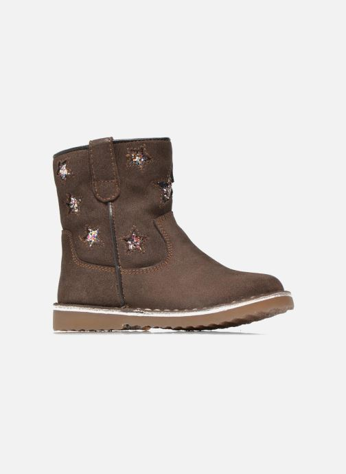 Botines  I Love Shoes KETMIES Leather Marrón vistra trasera