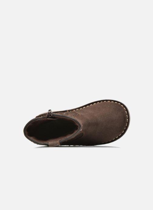 Botines  I Love Shoes KETMIES Leather Marrón vista lateral izquierda